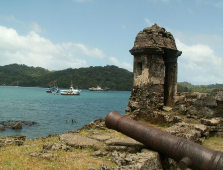 Portobelo, the abandoned jewel of the Panamanian Caribbean, sees light at the end of the tunnel